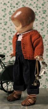 Vintage Patsy Ann Doll